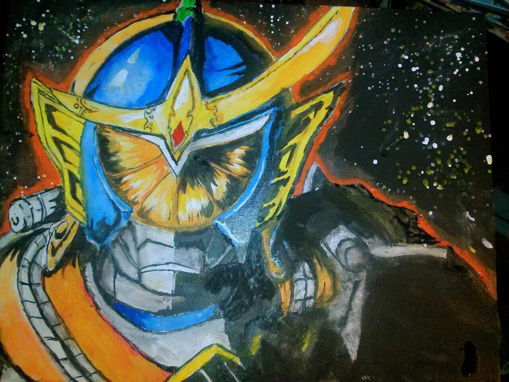 Kamen Rider Gaim by AXL23