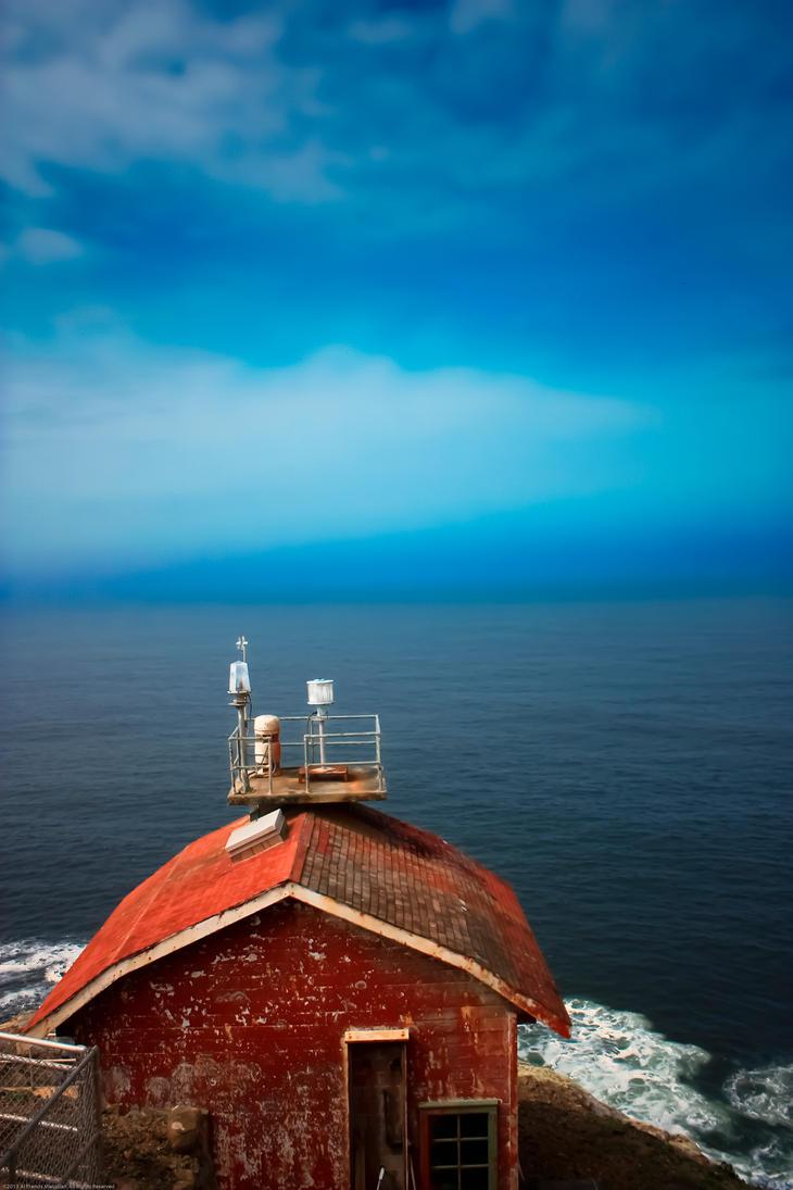 A Sea of Blue by AXL23