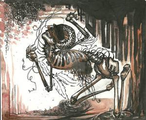 robot skeleton