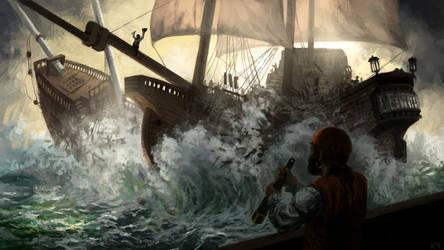 Pirate Collision