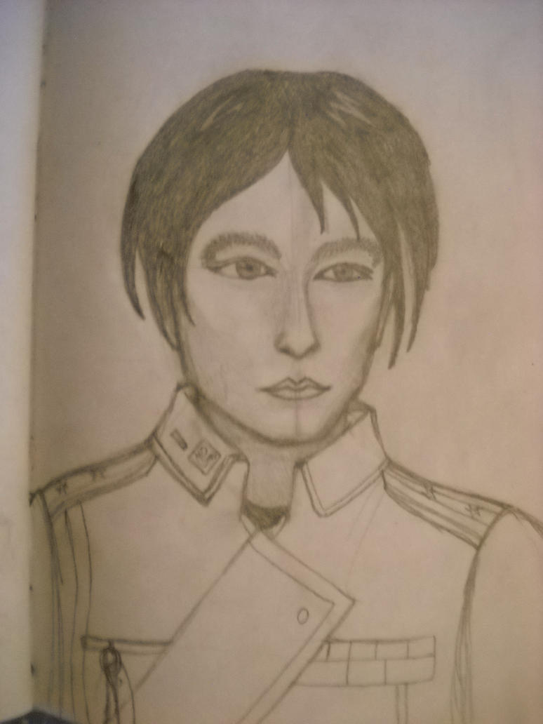 Roy Mustang - realistic by Lt-Kaila