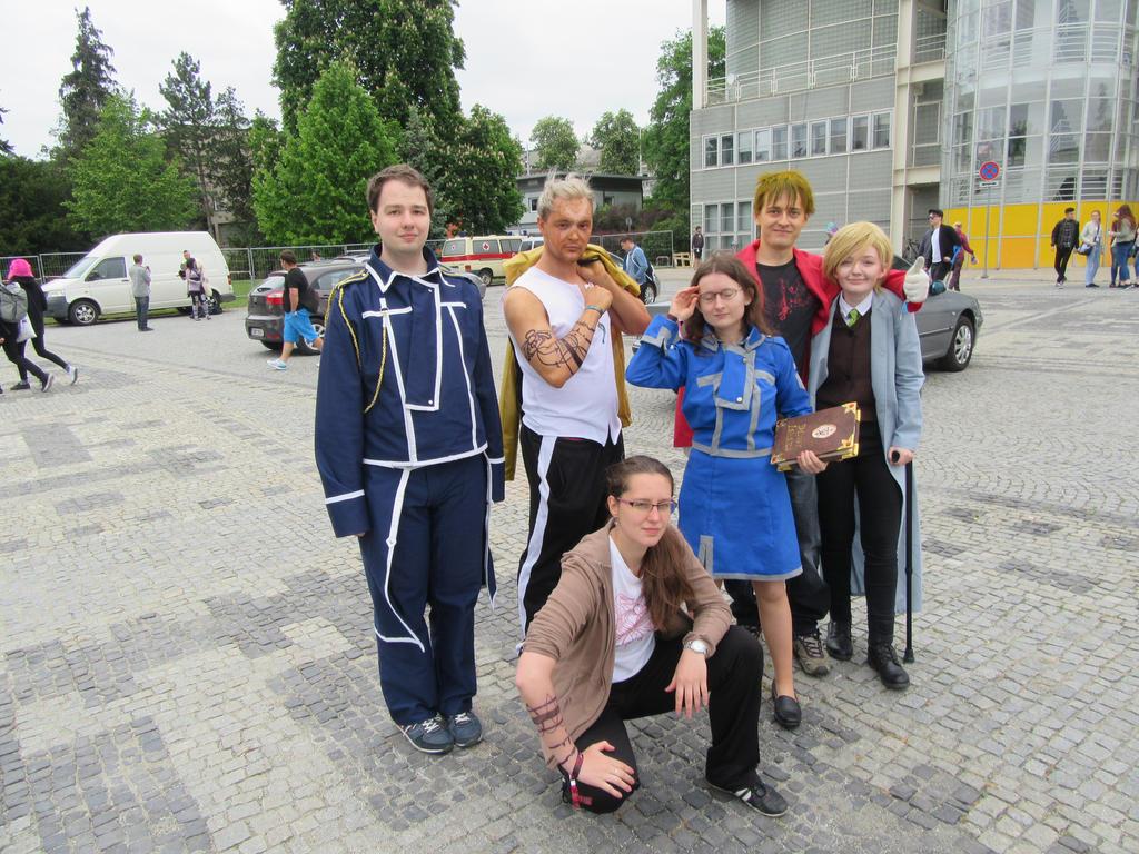 FMA cosplay by Lt-Kaila