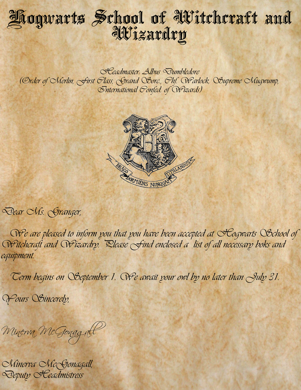 Hermione acceptance letter by blkdrgnmstr on deviantart hermione acceptance letter by blkdrgnmstr pronofoot35fo Images