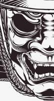 WIP - samurai mask