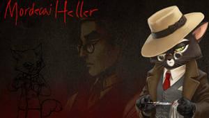 Lackadaisy Heller :pspwall: by LightController