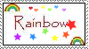 rainbow stamp by KhitiKat