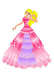 Gracies Ball Gown (request)