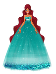 Lateysha Ball Gown - (REQUEST)