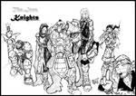 The iron Knights