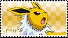 Jolteon Fan Stamp