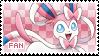 Sylveon Fan Stamp