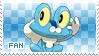 Froakie Fan Stamp by Skymint-Stamps