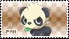 Pancham Fan Stamp