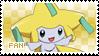Jirachi Fan Stamp