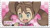 Shauna Fan Stamp by Skymint-Stamps
