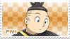 Tierno Fan Stamp by Skymint-Stamps