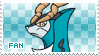Cobalion Fan Stamp by Skymint-Stamps