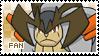 Terrakion Fan Stamp by Skymint-Stamps