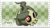 Duskull Fan Stamp by Skymint-Stamps
