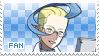 Colress Fan Stamp by Skymint-Stamps