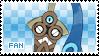 Honedge Fan Stamp