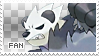 Pangoro Fan Stamp by Skymint-Stamps