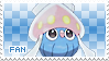 Inkay Fan Stamp by Skymint-Stamps
