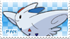 Togekiss Fan Stamp by Skymint-Stamps