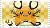 Dedenne Fan Stamp by Skymint-Stamps