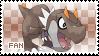 Tyrunt Fan Stamp