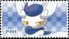 Meowstic Fan Stamp (Female)