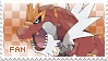 Tyrantrum Fan Stamp