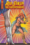 Red Sonja the Superpowers #3