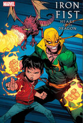 Iron Fist Heart Of The Dragon #5
