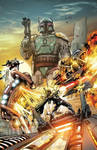 Star Wars War Of The Bounty Hunters #1