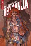 Invincible Red Sonja #2