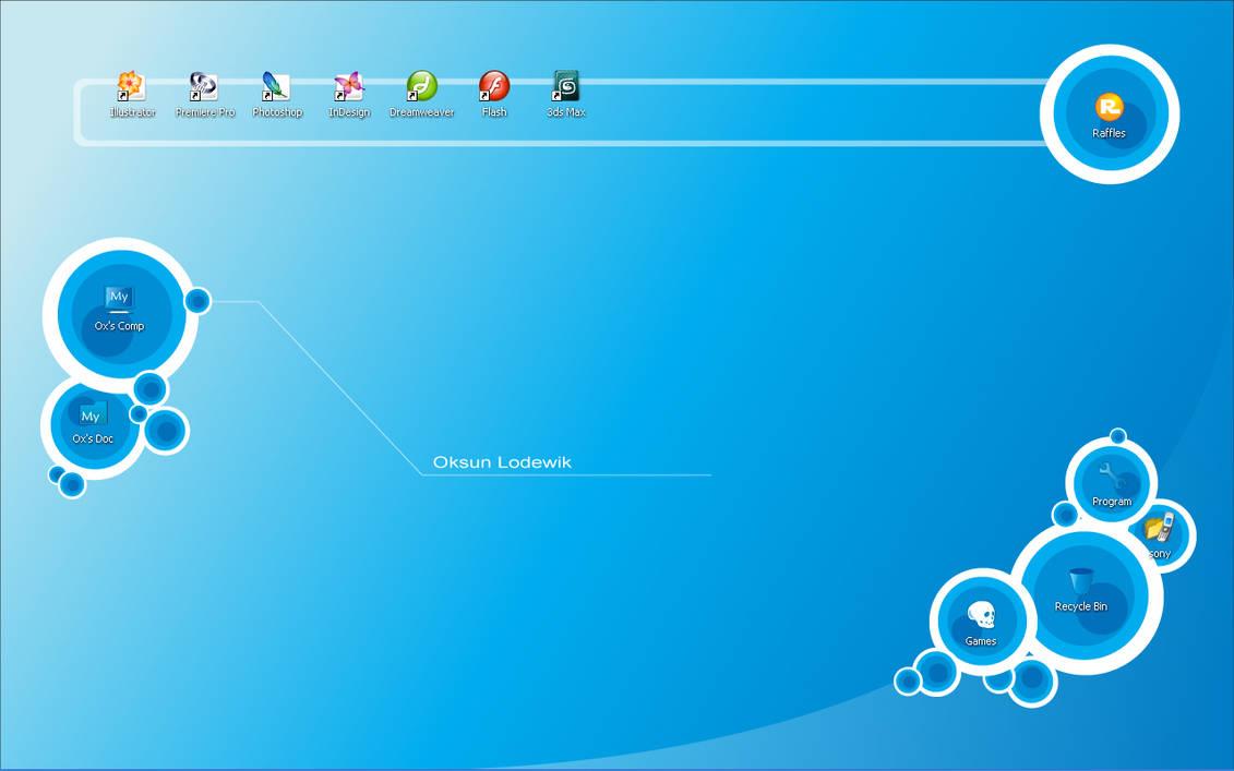 my lovely desktop