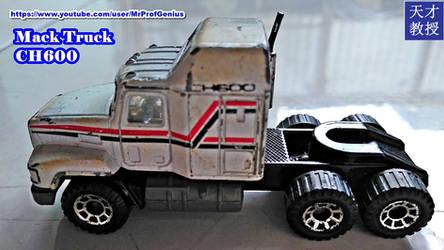 Mack Truck CH600 Matchbox Diecast by MrProfGenius