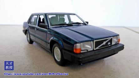 Volvo 740 Performance Stop Motion