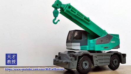 Kobelco Crane Panther X250 Tomica Review