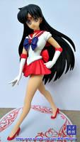 Sailor Mars Banpresto Figure Review