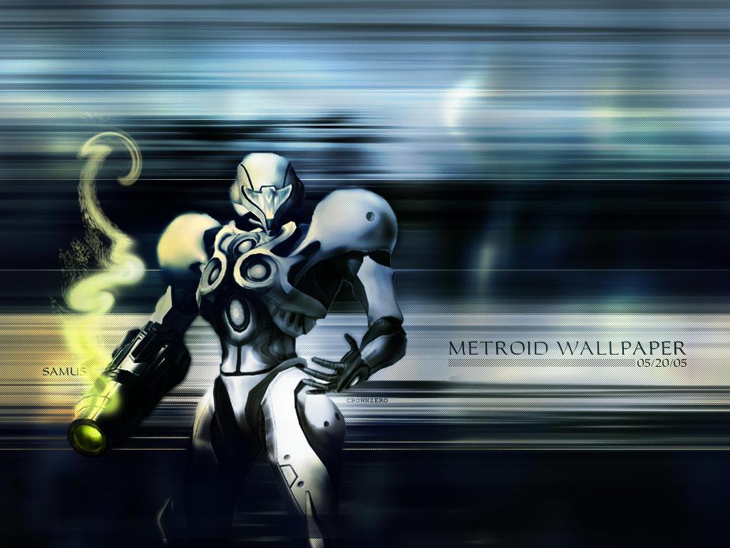 Metroid - Samus Edition V.1 by crownzero