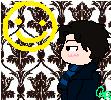 Sherlock smile by Annalice101