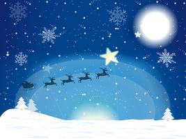 Christmas Wallpaper by mottomoyoi