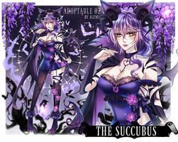 [ CLOSED ] Adoptable#02 : THE SUCCUBUS