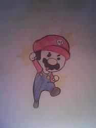 Super Mario Go! by DarkLucarioWarrior