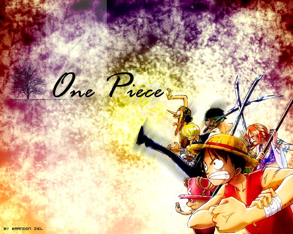 One Piece Wallpaper by leimuoro