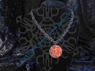 Byzantine Chain w. Flowers by frozenforge