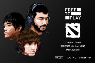 FREE TO PLAY by mitzmitra