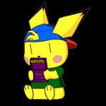 Pat Playin Pokemanz by DrewtheMew